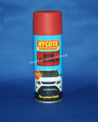 Red Primer Spray Paint Hycote 400ml Aerosol Undercoat